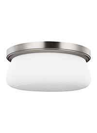 3 - Light Flush Satin Nickel