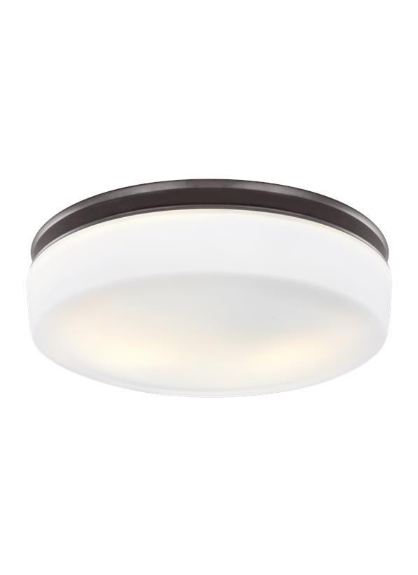 2 - Light Flushmount