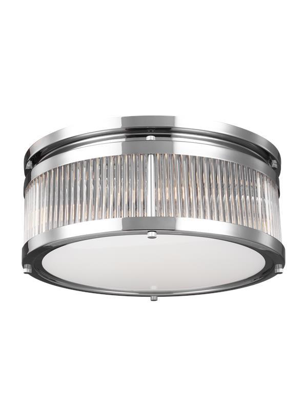3 - Light Flushmount