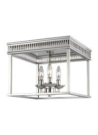 3 - Light Flush Mount