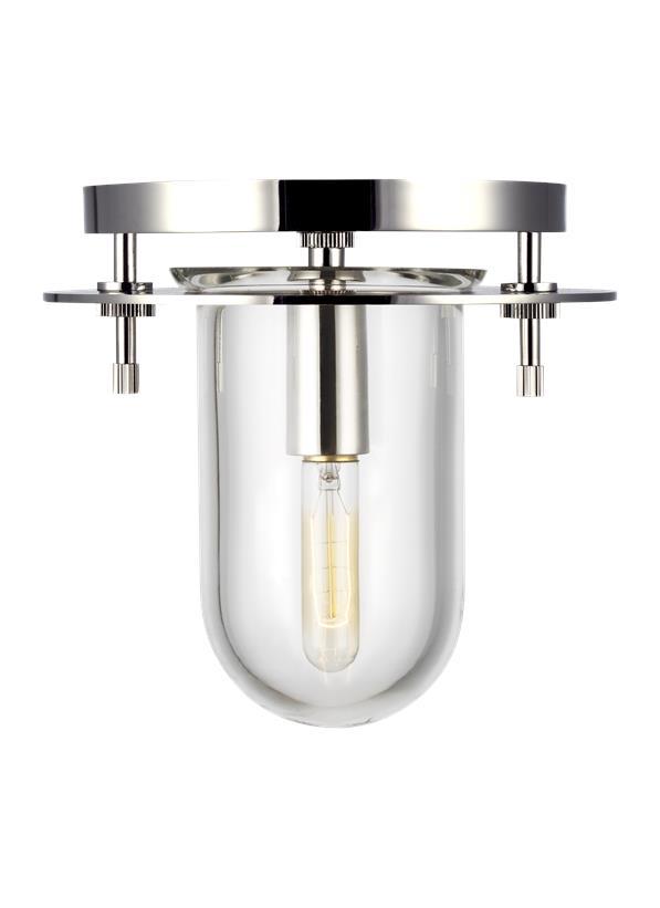 1 - Light Extra Small Flush Mount