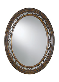 Walnut Mirror