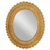 Pale Antique Gold Mirror