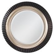 Black Silver Mirror