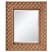 Crisfield - Buttercream Crackle Mirror