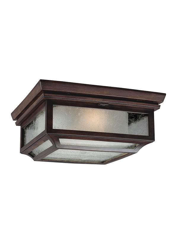 2 - Light Outdoor Flush