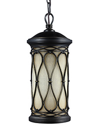1 - Light Outdoor Pendant