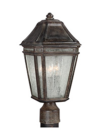 3 - Light Outdoor Post