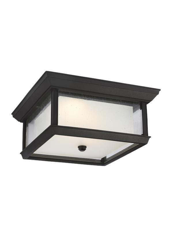 2 - Light Outdoor Flush Mount