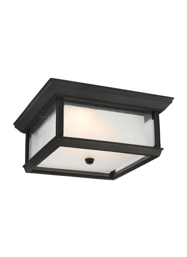 2 - Light Outdoor LED Flush Mount