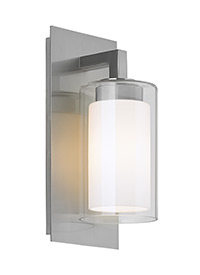 1 - Light Salinger Outdoor Lantern