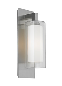 1 - Light Salinger Outdoor Lantern