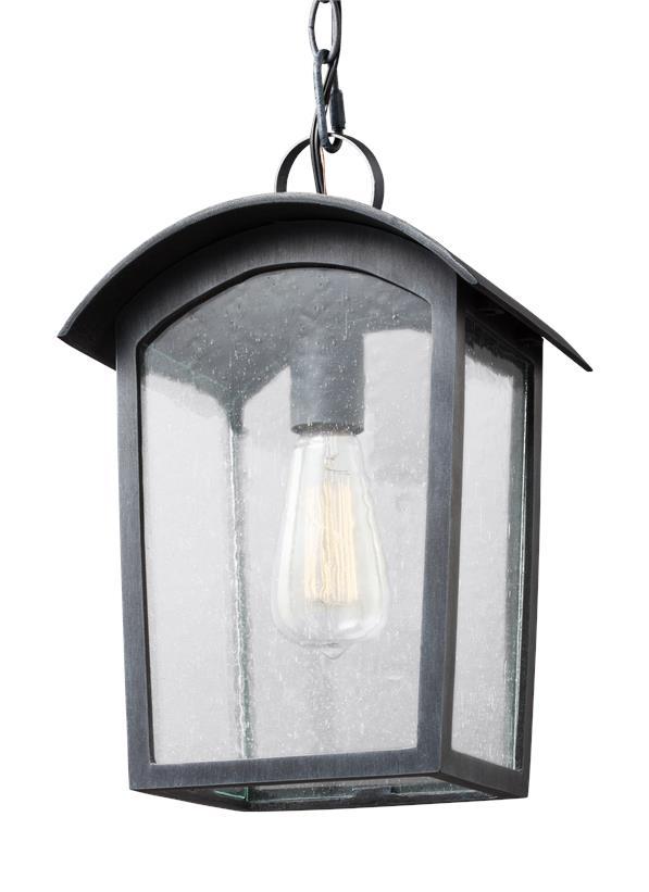 1 - Light Outdoor Pendant Lantern