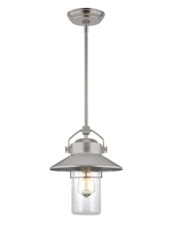 1 - Light Outdoor Pendant Lantern