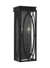 2 - Light Wall Lantern
