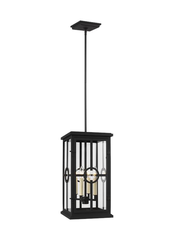 4 - Light Outdoor Pendant