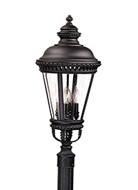 4 - Light Post