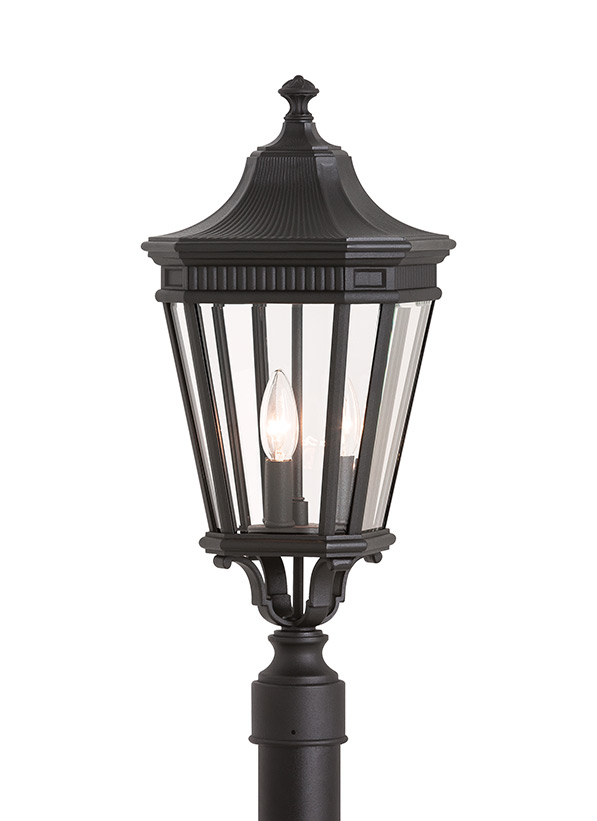 Small Post Lantern