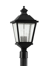 3 - Light Post