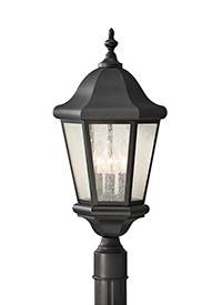 3-Light Outdoor Lantern