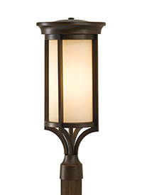 1 - Light Post