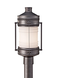 1 - Light Outdoor Post