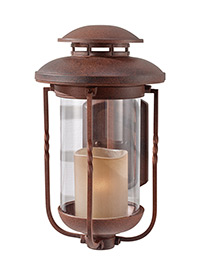 1 - Light Outdoor Lantern