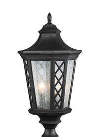 3 - Light Outdoor Lantern