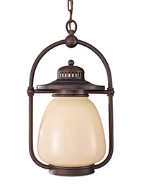 ENERGY Star 1 - Light Outdoor Lantern