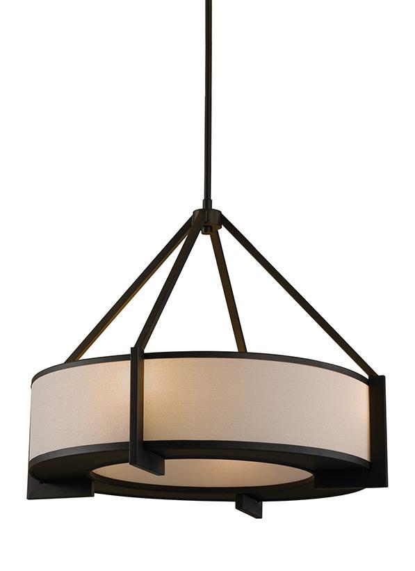 4 - Light Large Pendant