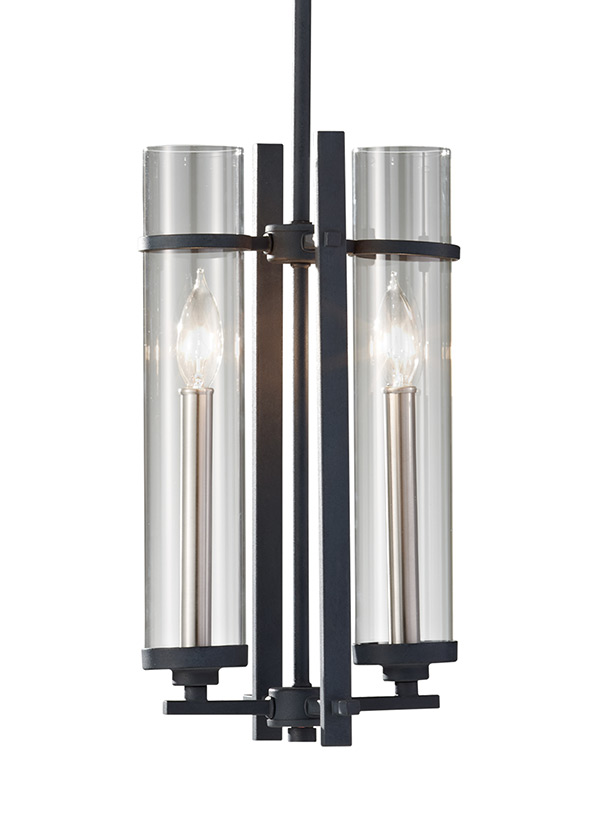 2-Light Mini Pendant