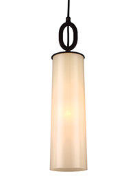 1 - Light Huntley Pendant