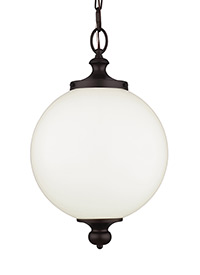 1 - Light Parkman Pendant