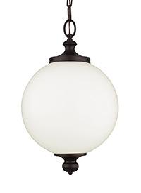 1 - Light Parkman Pendant