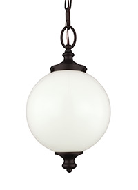 1 - Light Parkman Mini Pendant