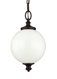 1 - Light Parkman Mini Pendant