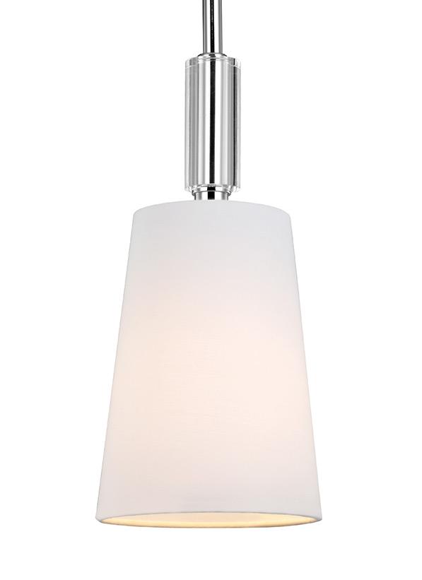 1 - Light Lismore Mini Pendant