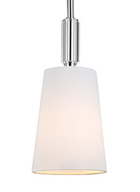 1 - Light Lismore Mini Pendant