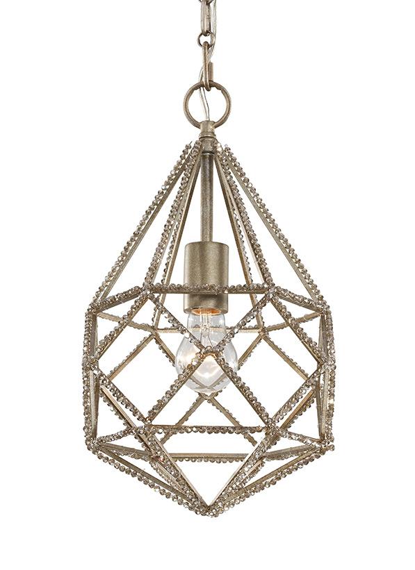 1 - Light Marquise Mini Pendant
