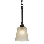 1 - Light Arbor Creek Mini Pendant