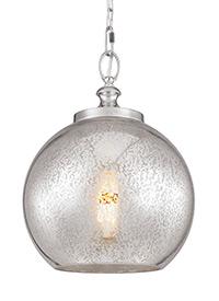 1 - Light Tabby Pendant