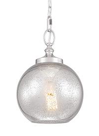 1 - Light Tabby Mini Pendant