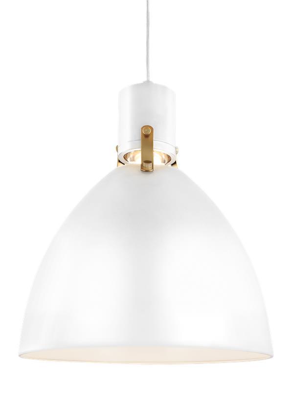 1 - Light Medium LED Pendant