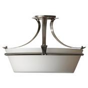 1-Light Semi Flush