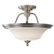 2 - Light Cumberland Indoor Semi-Flush Mount