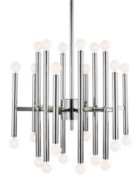 24 - Light Chandelier