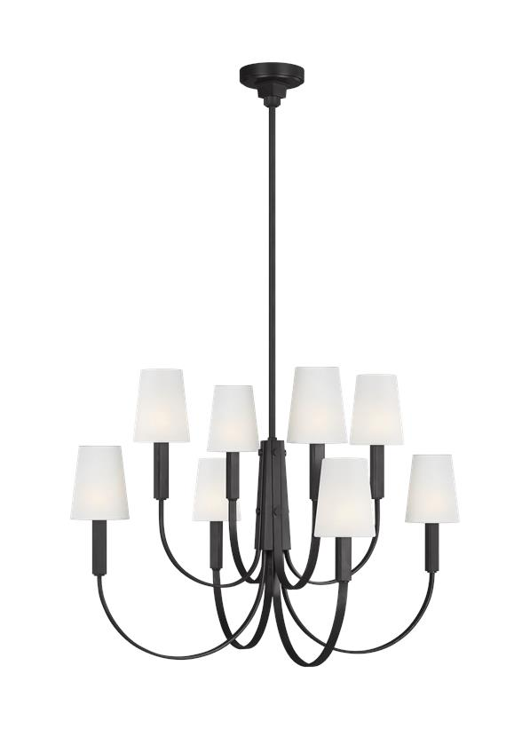 8 - Light Chandelier