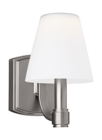 1 - Light LED Sconce