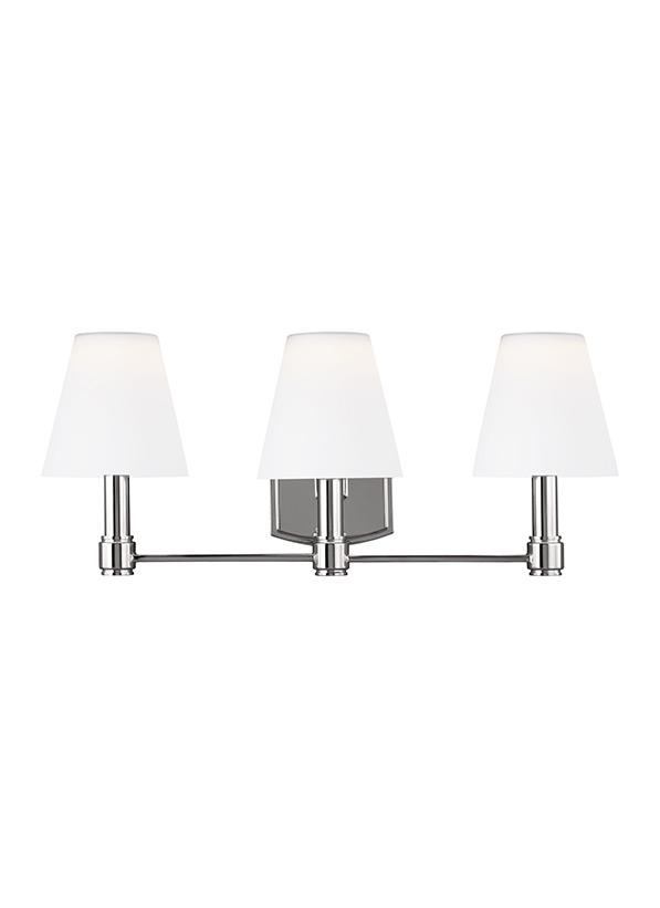 3 - Light LED Vanity