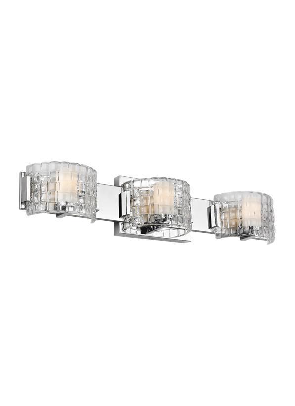3 - Light Vanity